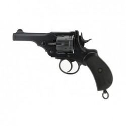 Cased Webley Mark 1...