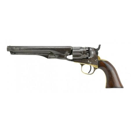 Colt 1862 Police Model Percussion Revolver (AC91)