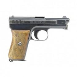 Mauser 1910 Transitional...