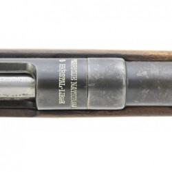 Belgian 1889 Mauser Carbine...