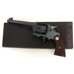 Colt Officers Model .32...