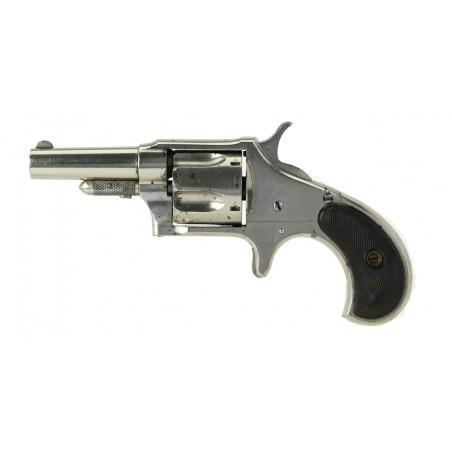 Remington No. 4 New Model Revolver .38 Rimfire (AH5790)