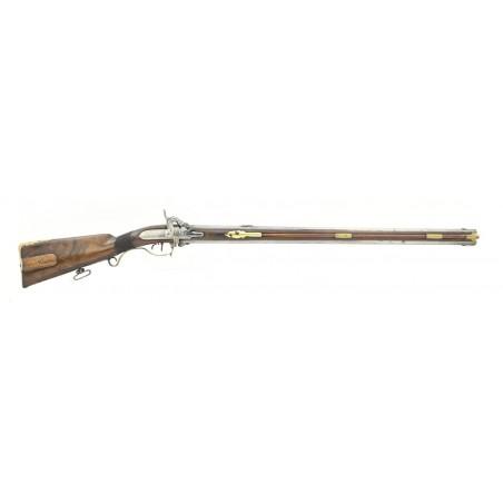 Fine Over/Under German Combination Gun by E. Eckart in Bamberg (AS25)