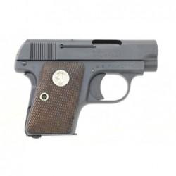Very Rare Colt 1908 U.S....