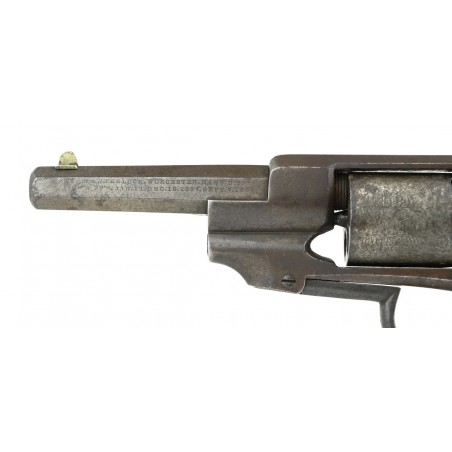 Allen & Wheelock Side Hammer Belt Model Size Revolver (AH5819)