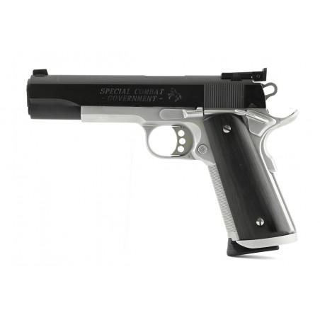 Colt Special Combat Government .45 ACP (C16566)
