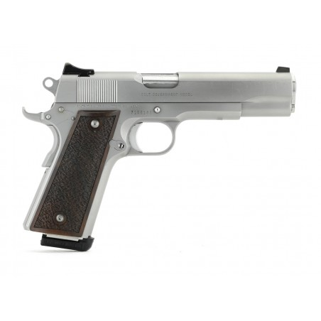 Colt Government Paul Liebenberg Custom  .45 ACP (C16481)