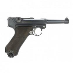 DWM Luger 9mm (PR50864)