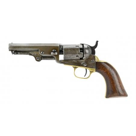 Loaded Colt 1849 Pocket Revolver (AC100)