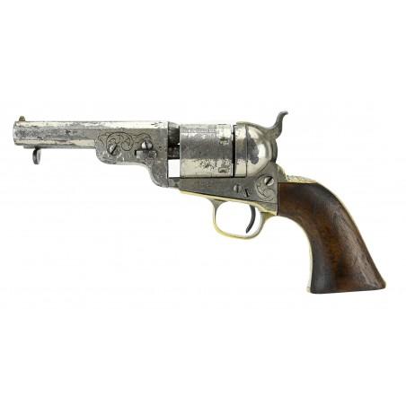 Colt 1851 Navy Conversion Revolver (AC19)