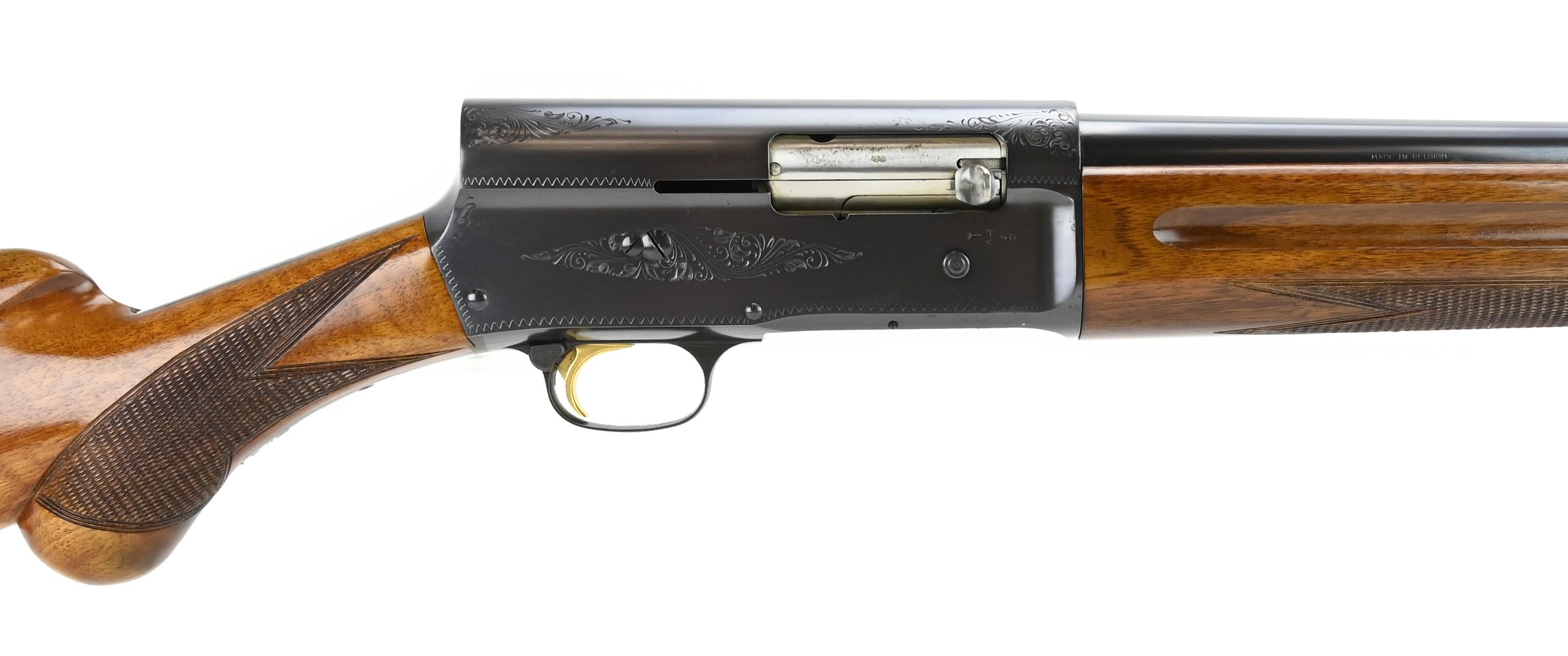 Browning Auto-5 Light Twelve 12 Gauge shotgun for sale.