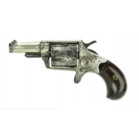 Colt New Line .38 Caliber Revolver (C15808)