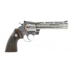 Colt Python 2020 Engraved...