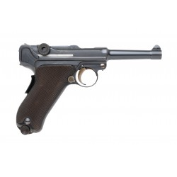 DWM 1906 Commercial Luger...