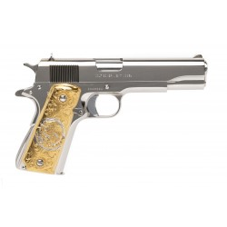 Colt Custom Government .38...