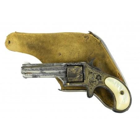 Factory Engraved Remington Smoot Revolver (AH5663)