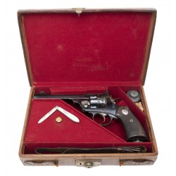 Cased Webley Wilkinson...