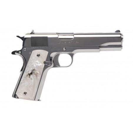 Colt Custom Government .45 ACP (C16660)
