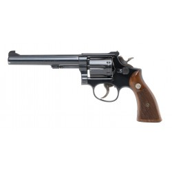 Smith & Wesson K22 .22 LR...