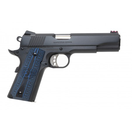 Colt Government Competition Series .45 ACP (C16677)