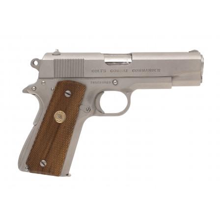 Colt Combat Commander .45 ACP (C16553)