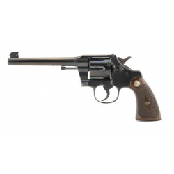 Colt Officers Model 2nd...