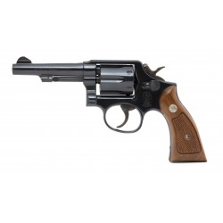Smith & Wesson 10-7 .38...