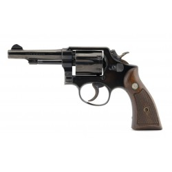 Smith & Wesson 10 .38...