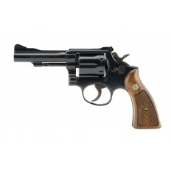 Smith & Wesson 15-3 .38...