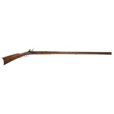 Full Stock Kentucky Rifle by J. Pennabecker (AL5319)