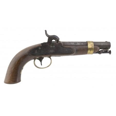 US Model 1842 Percussion Navy Pistol  (AH5900)