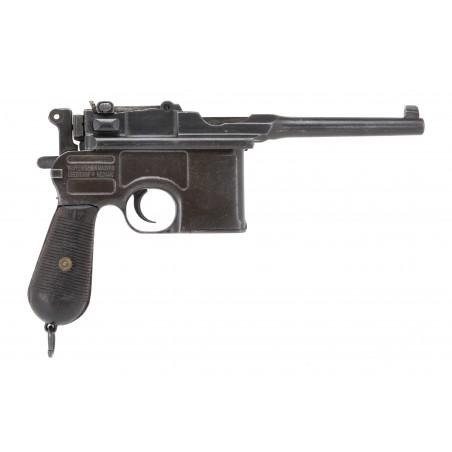 Mauser Model 1896 7.63mm (PR52055)