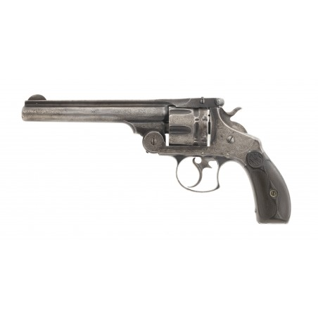 Factory Engraved Smith & Wesson Double Action .44 Frontier (AH5893)