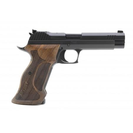 Sig Sauer P210 Target 9mm (PR52107)