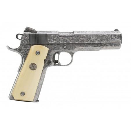 Colt Custom Engraved Ultra Ten 10mm (C16720)