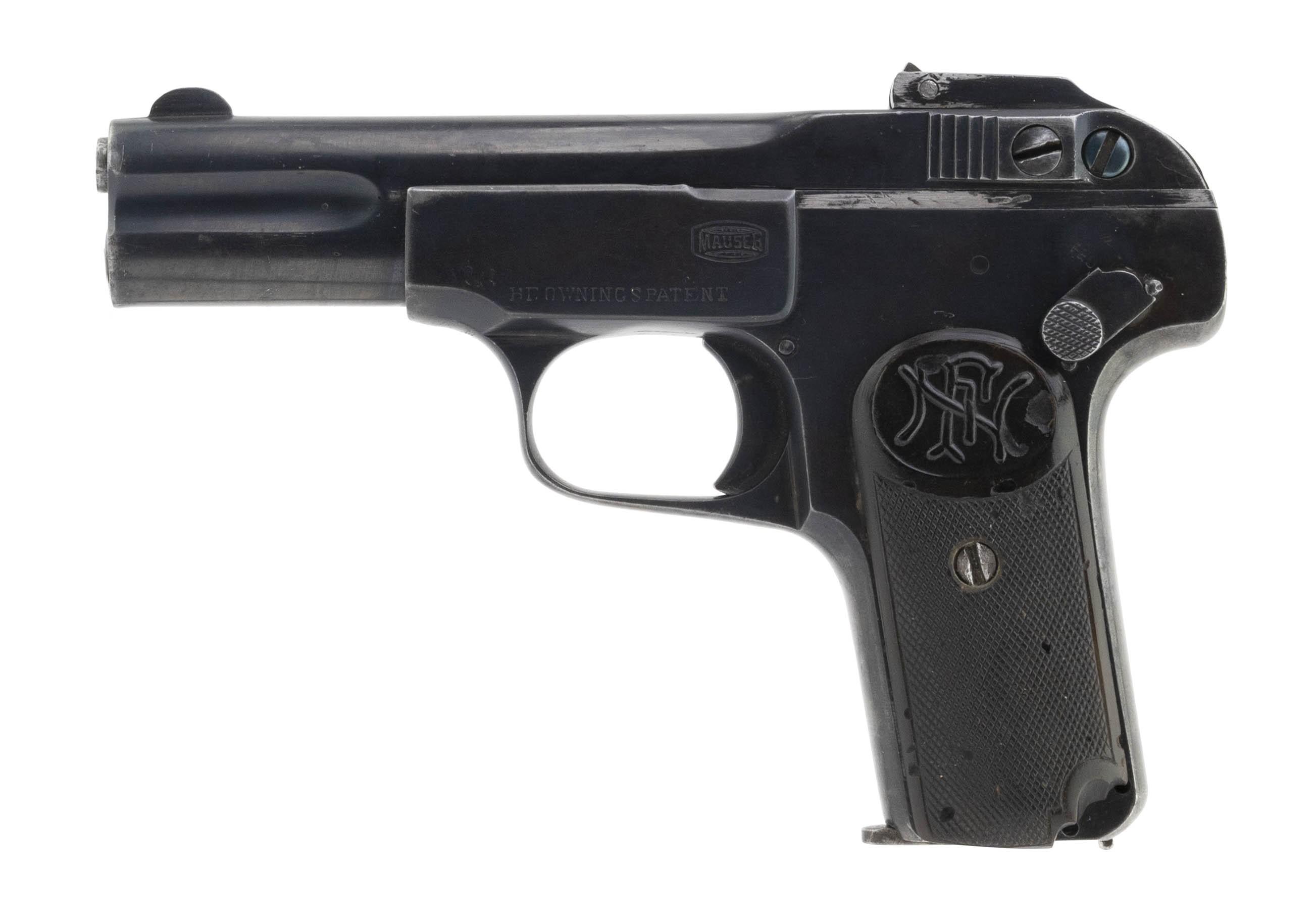 FN Model 1900 - .32 ACP   Guns, 32 acp, Ammunition