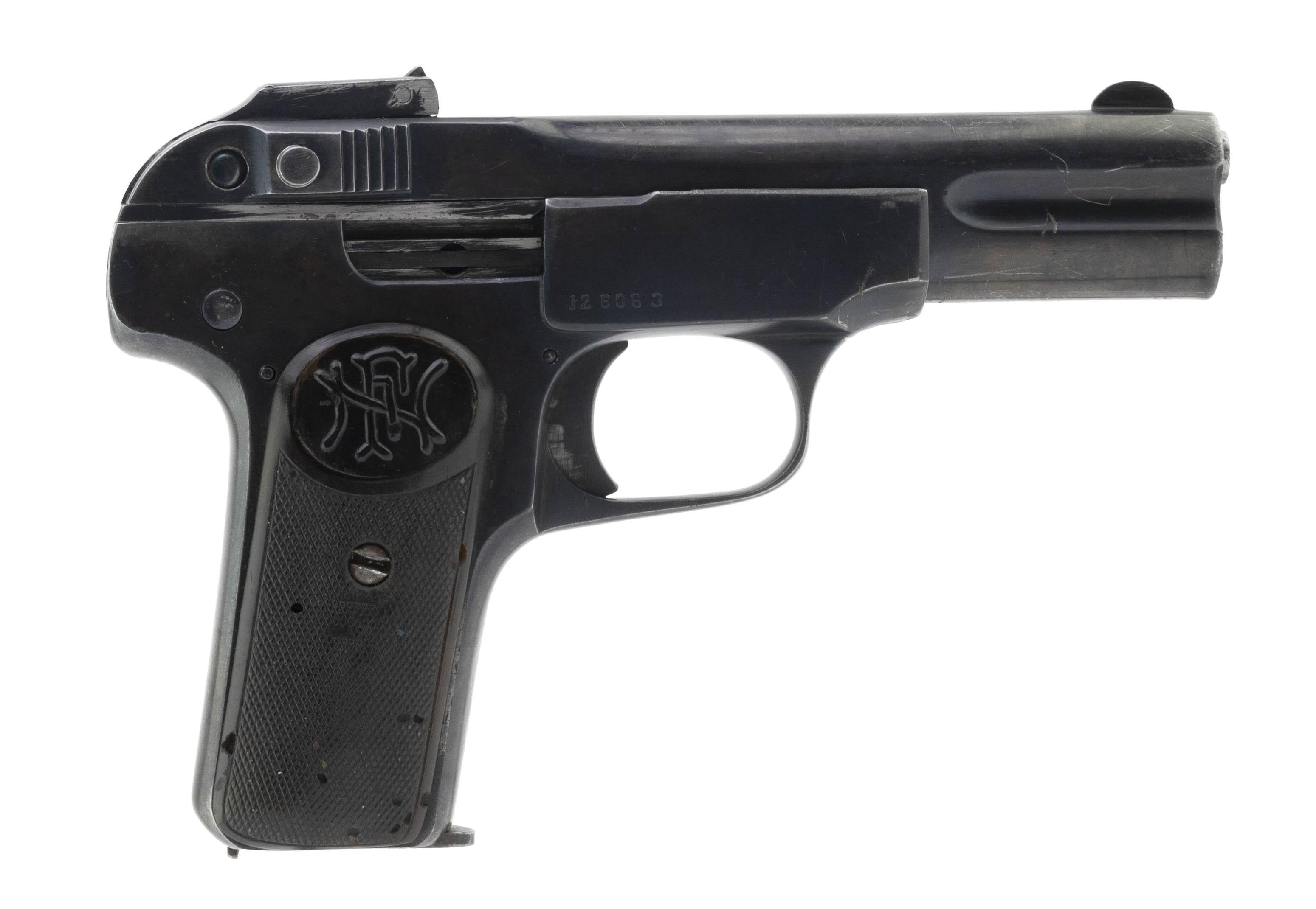 FN BROWNING , MODEL: 1900 , CALIBER: 32 ACP