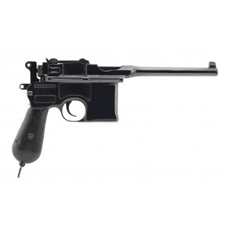 "Mauser Model 1896 ""Broomhandle"" 7.63mm (PR52198)"
