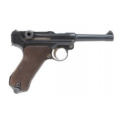 German Luger 9mm Chamber...