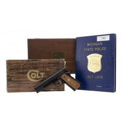 Colt Michigan State Police...