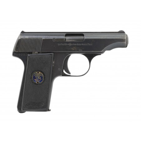 Walther Model 8 .25 (PR52296)