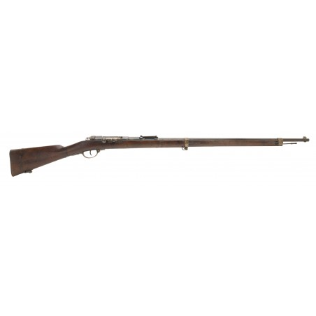 Model 1871 Mauser Modified in France for Uruguay (AL5365)