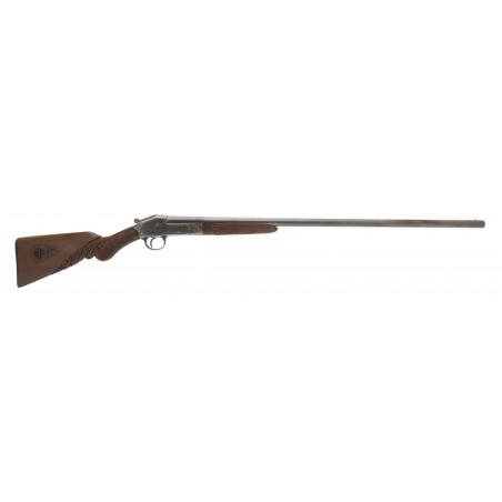 Alaskan Indian-Carved Remington Model 1893 Shotgun (AS93)
