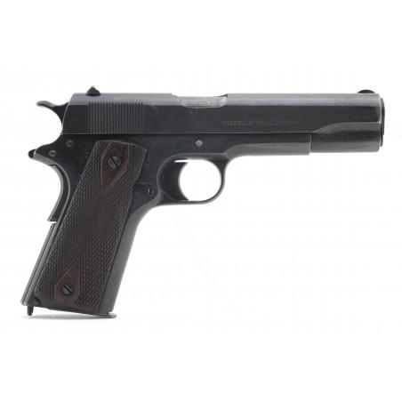 Black Army Colt 1911 .45 ACP (C16753)