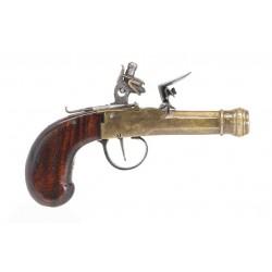 Cannon Barrel Flintlock...