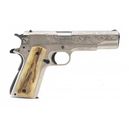 Colt Government Custom Engraved .45 ACP (C16779)