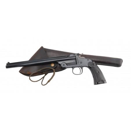Smith & Wesson 2nd Model Single Shot Pistol .22 LR (PR52797)