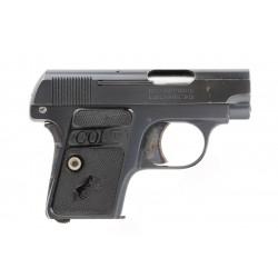 Colt 1908 Hammerless .25...