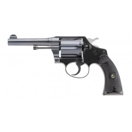 Colt Police Positive .38 Special (C16806)