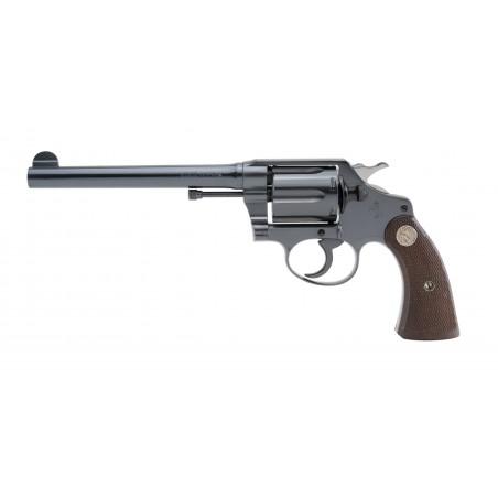 Colt Police Positive .38 Special (C16807)